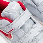 Nike Lykin 11 PSV Children's Sneakers Wolf Grey/Red photo- 5
