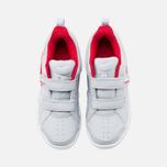 Nike Lykin 11 PSV Children's Sneakers Wolf Grey/Red photo- 4
