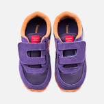 Кроссовки для малышей Saucony G Toddler Jazz Triple HL Purple/Orange фото- 4