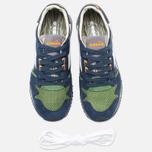 Мужские кроссовки Diadora Heritage Exodus Camo Blue Denim/Vineyard Green фото- 4