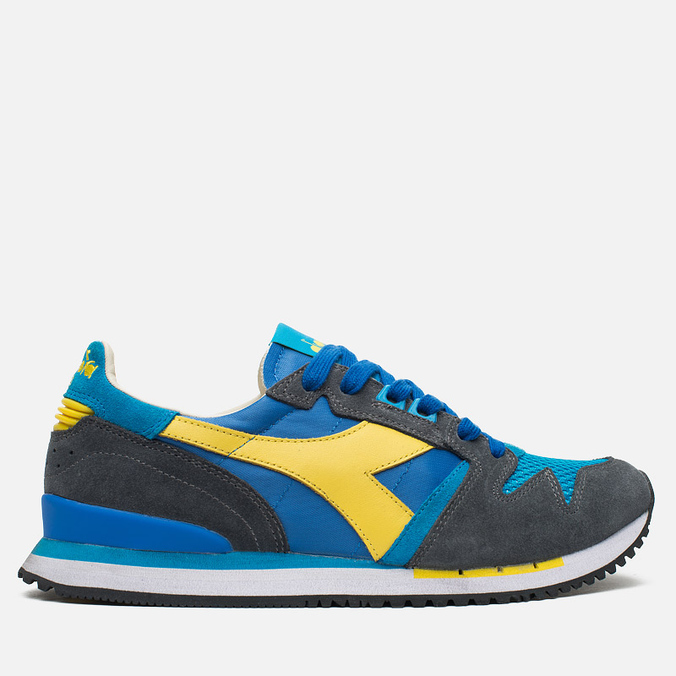 Мужские кроссовки Diadora Heritage Exodus NYL Castle Rock/Princess Blue