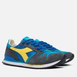 Мужские кроссовки Diadora Heritage Exodus NYL Castle Rock/Princess Blue фото- 1