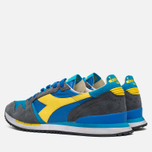 Мужские кроссовки Diadora Heritage Exodus NYL Castle Rock/Princess Blue фото- 2