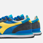 Мужские кроссовки Diadora Heritage Exodus NYL Castle Rock/Princess Blue фото- 5