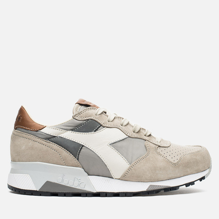 Diadora Heritage Trident 90 NYL Sneakers Ghost Gray