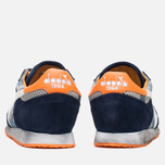Diadora Heritage Trident Camo Perf Men's Sneakers Blue Denim/White photo- 3