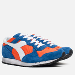Кроссовки Diadora Heritage Trident NY S.W Dark Orange/Princess Blue фото- 1