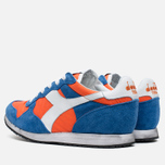 Кроссовки Diadora Heritage Trident NY S.W Dark Orange/Princess Blue фото- 2