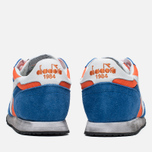 Кроссовки Diadora Heritage Trident NY S.W Dark Orange/Princess Blue фото- 3