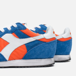 Кроссовки Diadora Heritage Trident NY S.W Dark Orange/Princess Blue фото- 5