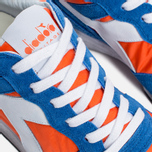 Кроссовки Diadora Heritage Trident NY S.W Dark Orange/Princess Blue фото- 6