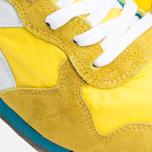 Кроссовки Diadora Heritage Trident NY S.W Vibrant Yellow/Ocean фото- 7