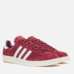 Мужские кроссовки adidas Originals Campus 80s Vintage Japan Pack Collegiate Burgundy/Off White фото- 1