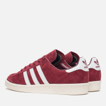 Мужские кроссовки adidas Originals Campus 80s Vintage Japan Pack Collegiate Burgundy/Off White фото- 2