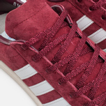 Мужские кроссовки adidas Originals Campus 80s Vintage Japan Pack Collegiate Burgundy/Off White фото- 6