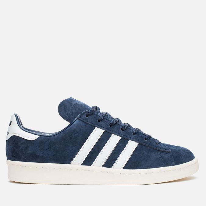 adidas Originals Campus 80s Vintage Japan Pack Men's Sneakers Dark Blue/Off White