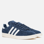 Мужские кроссовки adidas Originals Campus 80s Vintage Japan Pack Dark Blue/Off White фото- 1