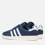 Мужские кроссовки adidas Originals Campus 80s Vintage Japan Pack Dark Blue/Off White фото- 2