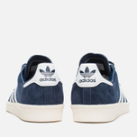 Мужские кроссовки adidas Originals Campus 80s Vintage Japan Pack Dark Blue/Off White фото- 3
