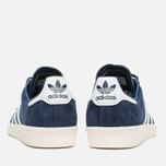 Мужские кроссовки adidas Originals Campus 80s Vintage Japan Pack Dark Blue/Off White фото- 3