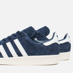 Мужские кроссовки adidas Originals Campus 80s Vintage Japan Pack Dark Blue/Off White фото- 5