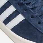 Мужские кроссовки adidas Originals Campus 80s Vintage Japan Pack Dark Blue/Off White фото- 7