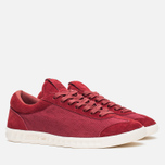 Мужские кроссовки adidas Originals Hamburg Freizeit Rusred/White/Collegiate Burgundy фото- 1