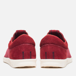 Мужские кроссовки adidas Originals Hamburg Freizeit Rusred/White/Collegiate Burgundy фото- 3