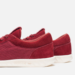 Мужские кроссовки adidas Originals Hamburg Freizeit Rusred/White/Collegiate Burgundy фото- 5