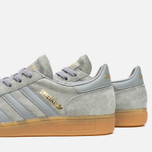 adidas Originals Spezial Men's Sneakers Solid Grey/Gum photo- 5