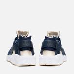 Мужские кроссовки Nike Air Huarache Navy/Obsidian фото- 3