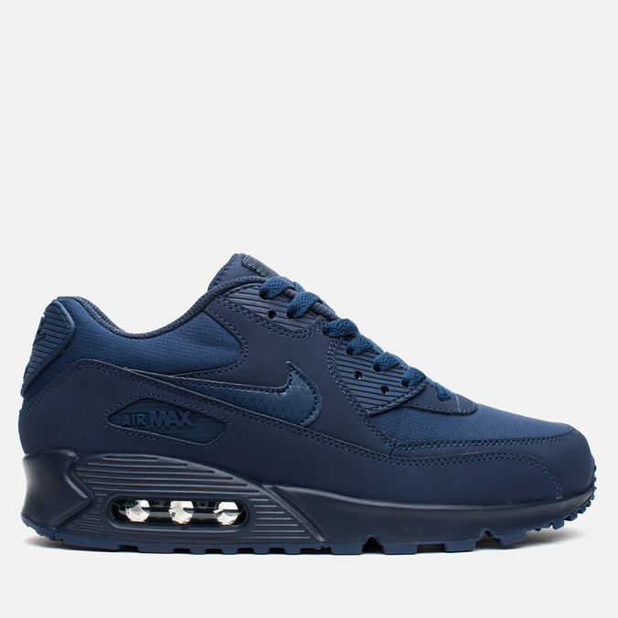 Мужские кроссовки Nike Air Max 90 Essential Midnight Navy