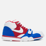 Мужские кроссовки Nike Air Trainer 1 Mid PRM QS White/Red фото- 0
