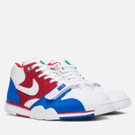 Мужские кроссовки Nike Air Trainer 1 Mid PRM QS White/Red фото- 1