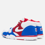 Мужские кроссовки Nike Air Trainer 1 Mid PRM QS White/Red фото- 2