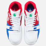 Мужские кроссовки Nike Air Trainer 1 Mid PRM QS White/Red фото- 4