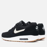 Мужские кроссовки Nike Air Max 1 Essential Black/White/Light Bone фото- 2