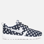 Мужские кроссовки Nike Roshe NM QS Polka Dot Black/White/Wolf Grey фото- 0
