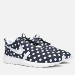 Мужские кроссовки Nike Roshe NM QS Polka Dot Black/White/Wolf Grey фото- 1