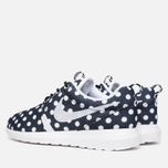 Мужские кроссовки Nike Roshe NM QS Polka Dot Black/White/Wolf Grey фото- 2