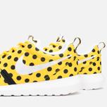 Nike Roshe NM QS Polka Dot Men's Sneakers Varsity Maize/White/Black photo- 7