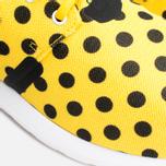 Nike Roshe NM QS Polka Dot Men's Sneakers Varsity Maize/White/Black photo- 5