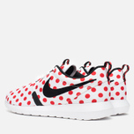 Мужские кроссовки Nike Roshe NM QS Polka Dot White/Black/Action Red фото- 2