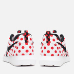 Мужские кроссовки Nike Roshe NM QS Polka Dot White/Black/Action Red фото- 3