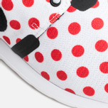 Мужские кроссовки Nike Roshe NM QS Polka Dot White/Black/Action Red фото- 5