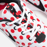 Мужские кроссовки Nike Roshe NM QS Polka Dot White/Black/Action Red фото- 6
