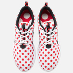 Мужские кроссовки Nike Roshe NM QS Polka Dot White/Black/Action Red фото- 4
