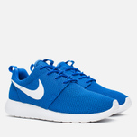 Мужские кроссовки Nike Roshe One Game Royal/White/Black фото- 1