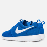 Мужские кроссовки Nike Roshe One Game Royal/White/Black фото- 2