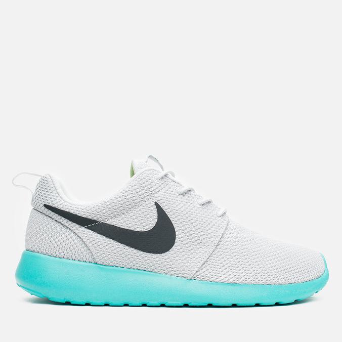 Мужские кроссовки Nike Roshe One QS Pure Platinum